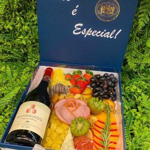 Box Gourmet Vinho